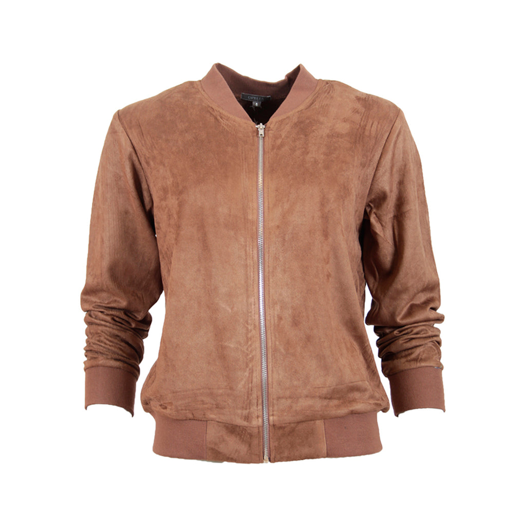Siffy Bomber · Brown