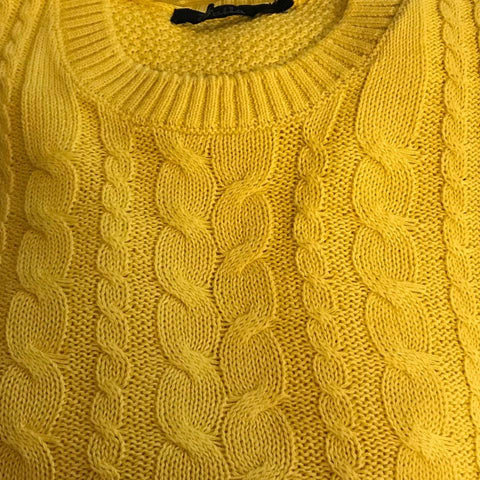 Jules bluse · Yellow