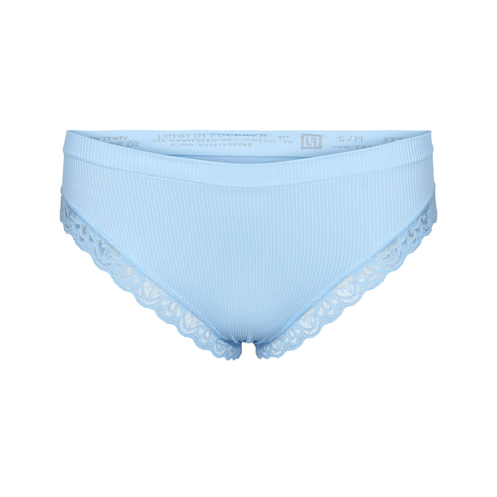 Rib microfiber trusse · Light Blue