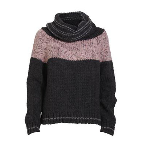Elita knit striktrøje