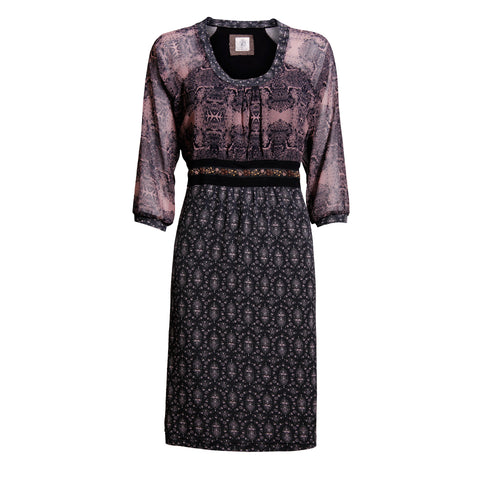 Betty dress · Charcoal