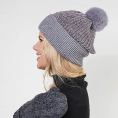 Cozy You're gorgeous hat · grå