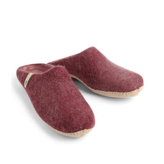 Slippers – Bordeaux