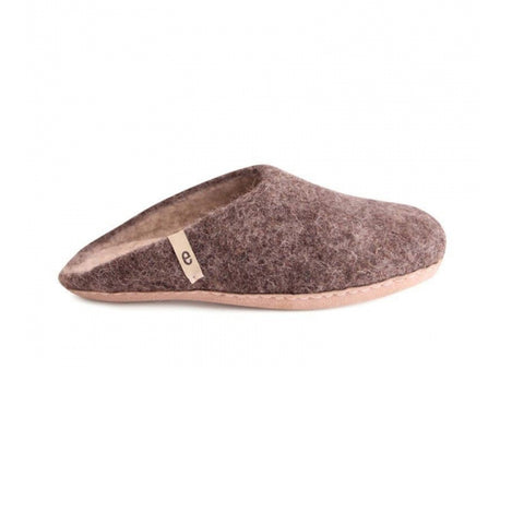 Slippers – Brown