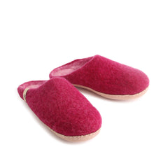 Slippers – Cerise