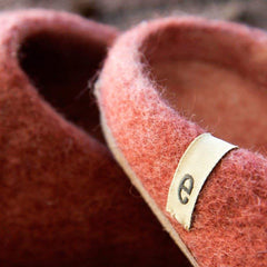 Slippers – Dusty Rose