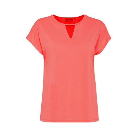 Omparty 1 Top · Coral Red