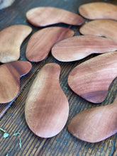 Load image into Gallery viewer, Madrone Gua Sha Cresent Moon
