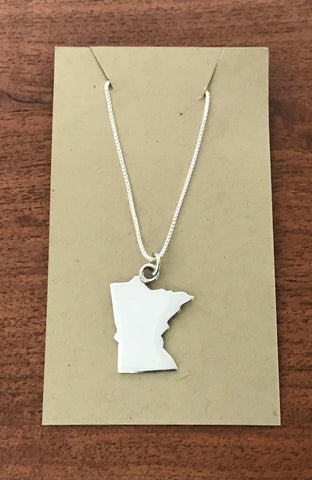 Minnesota Charm Necklace