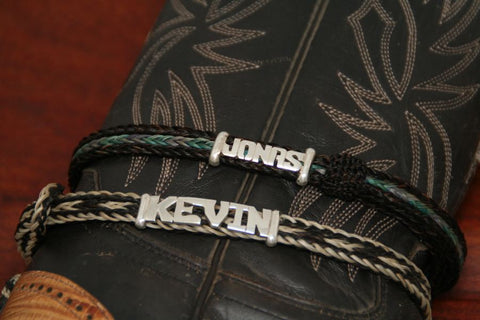Small Horsehair Boot Anklet