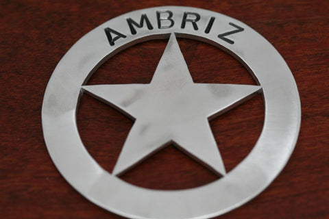 Super Size Star in Aluminum