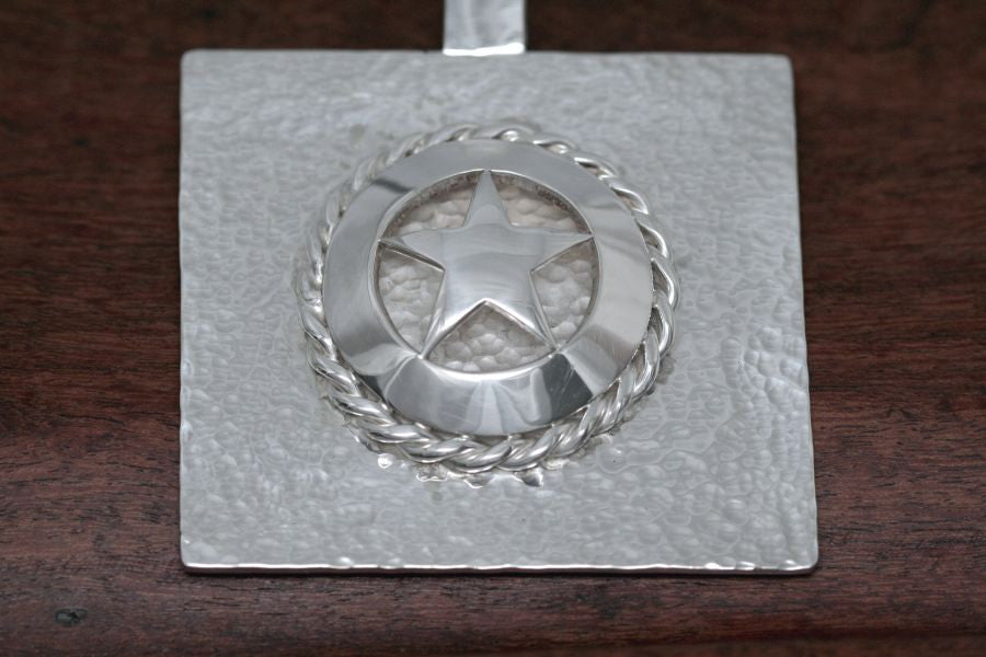 "Texas Star ""TEXIFIED"" Pendant"