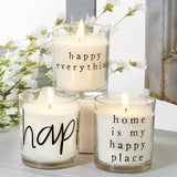 Candle - Happy Home - Bagged