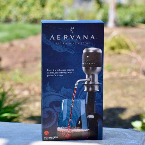 Aervana Original Electric Wine Aerator (First Edition)