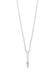 boma Pearl Bar Necklace