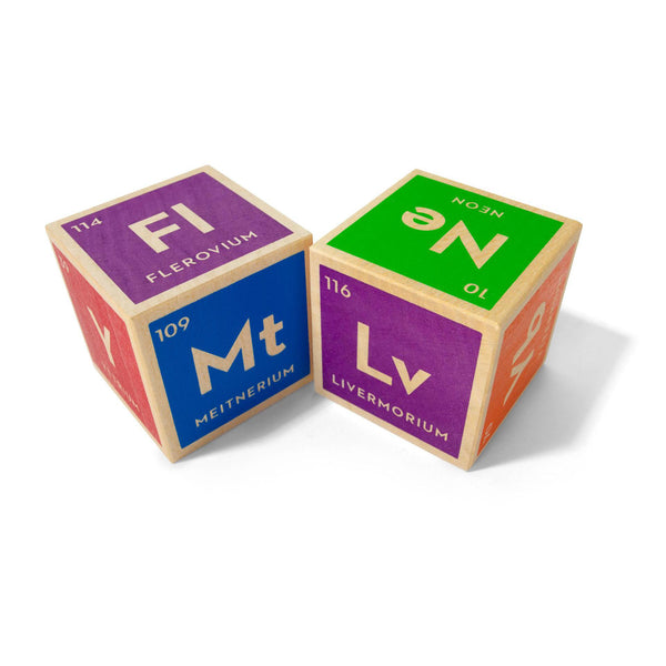 Uncle Goose Periodic Table Building Block Set