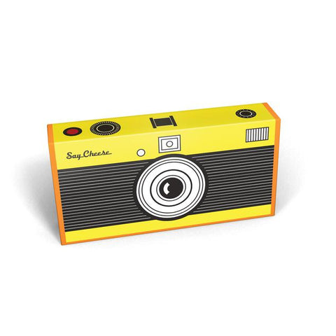 Box Play Camera Sticker