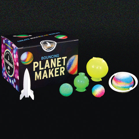 Bouncing Planet Maker Terraforming Kit