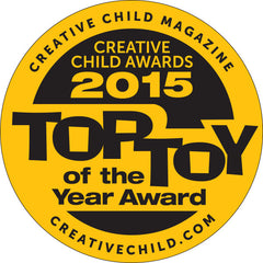 Top Toy of the Year Award 2015, Creative Child Magazine