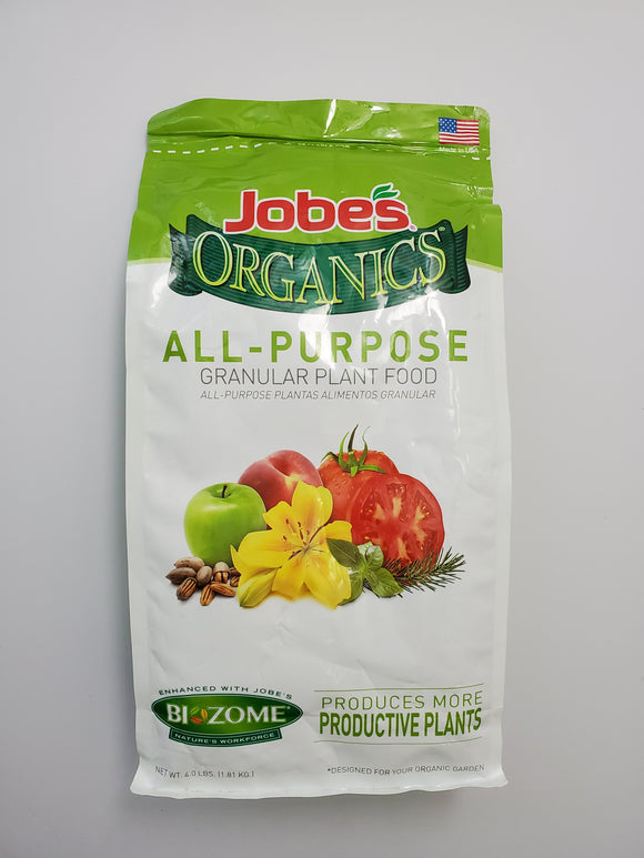 Jobes Organics All-Purpose Granular Plant Food