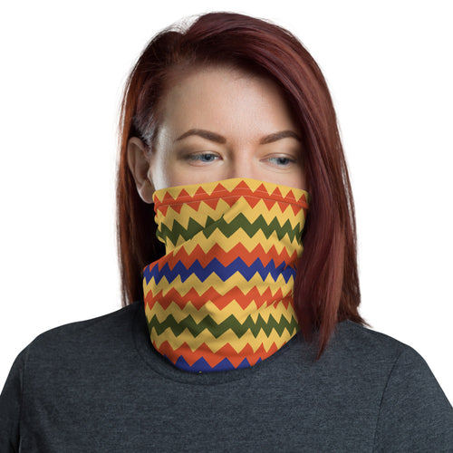 Neck Gaiter - Egypt Pattern 02 - Buy Neck Gaiter | COVID-19 | CORONAVIRUS Face Protection Alternative