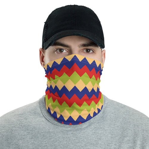 Neck Gaiter - Egypt Pattern 18 - Buy Neck Gaiter | COVID-19 | CORONAVIRUS Face Protection Alternative