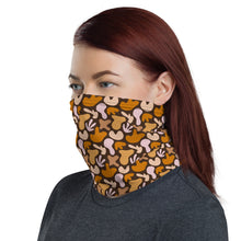 Load image into Gallery viewer, Neck Gaiter - Flower Pattern 02 - Buy Neck Gaiter | COVID-19 | CORONAVIRUS Face Protection Alternative