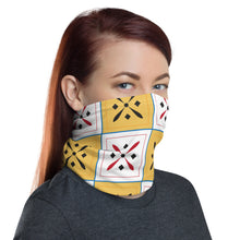 Load image into Gallery viewer, Neck Gaiter - Egypt Pattern 11 - Buy Neck Gaiter | COVID-19 | CORONAVIRUS Face Protection Alternative