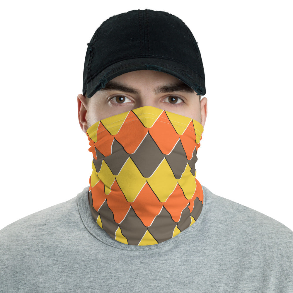 Neck Gaiter - Egypt Pattern 35 - Buy Neck Gaiter | COVID-19 | CORONAVIRUS Face Protection Alternative