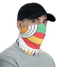 Load image into Gallery viewer, Neck Gaiter - Egypt Pattern 50 - Buy Neck Gaiter | COVID-19 | CORONAVIRUS Face Protection Alternative