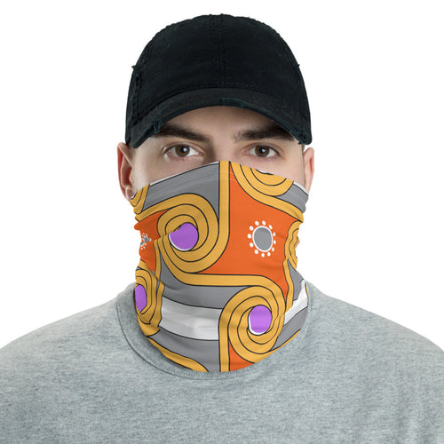 Neck Gaiter - Egypt Pattern 30 - Buy Neck Gaiter | COVID-19 | CORONAVIRUS Face Protection Alternative