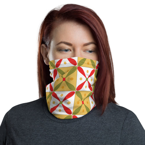 Neck Gaiter - Egypt Pattern 14 - Buy Neck Gaiter | COVID-19 | CORONAVIRUS Face Protection Alternative