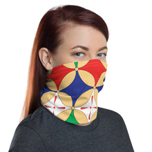 Load image into Gallery viewer, Neck Gaiter - Egypt Pattern 49 - Buy Neck Gaiter | COVID-19 | CORONAVIRUS Face Protection Alternative