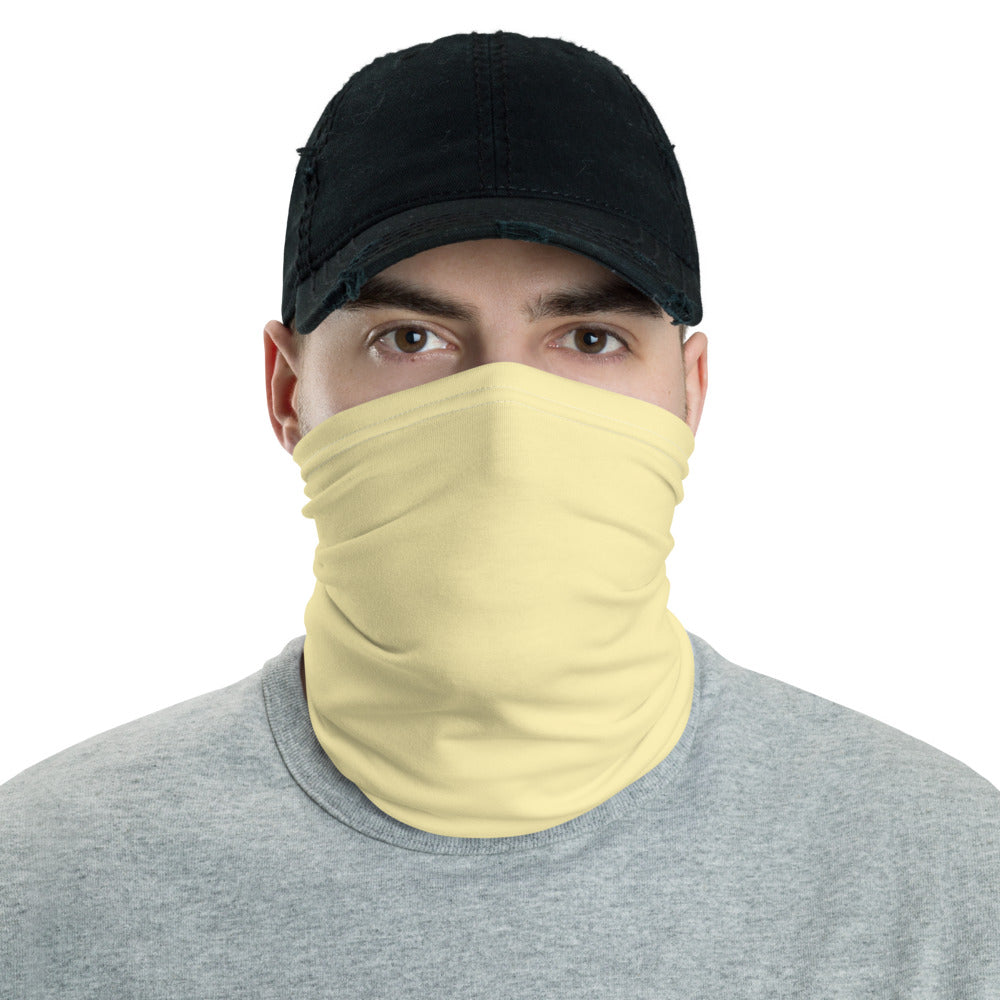 Neck Gaiter - Yellow 2 - Buy Neck Gaiter | COVID-19 | CORONAVIRUS Face Protection Alternative