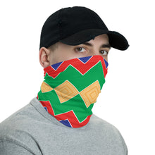 Load image into Gallery viewer, Neck Gaiter - Egypt Pattern 17 - Buy Neck Gaiter | COVID-19 | CORONAVIRUS Face Protection Alternative