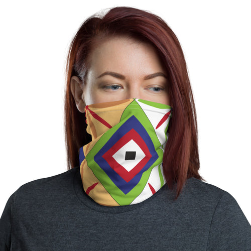 Neck Gaiter - Egypt Pattern 24 - Buy Neck Gaiter | COVID-19 | CORONAVIRUS Face Protection Alternative
