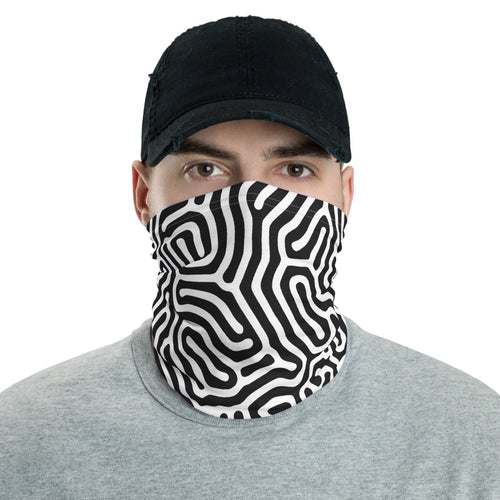 Neck Gaiter - Organic Seamless 05 - Buy Neck Gaiter | COVID-19 | CORONAVIRUS Face Protection Alternative