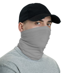 Neck Gaiter - Grey 1 - Buy Neck Gaiter | COVID-19 | CORONAVIRUS Face Protection Alternative