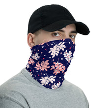 Load image into Gallery viewer, Neck Gaiter - Pink Navy 03 - Buy Neck Gaiter | COVID-19 | CORONAVIRUS Face Protection Alternative