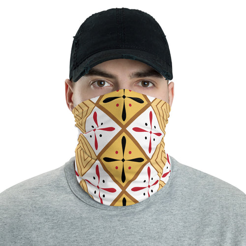 Neck Gaiter - Egypt Pattern 10 - Buy Neck Gaiter | COVID-19 | CORONAVIRUS Face Protection Alternative
