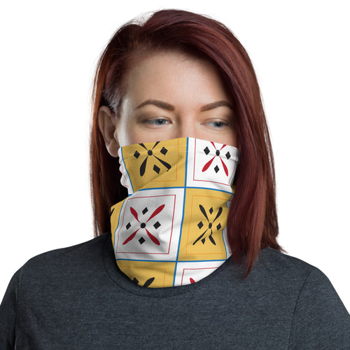 Neck Gaiter - Egypt Pattern 11 - Buy Neck Gaiter | COVID-19 | CORONAVIRUS Face Protection Alternative