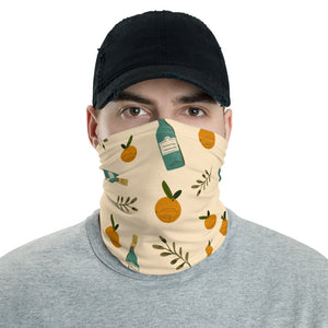 Neck Gaiter - Summer Travel 05 - Buy Neck Gaiter | COVID-19 | CORONAVIRUS Face Protection Alternative