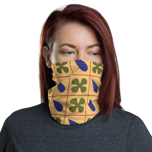 Neck Gaiter - Egypt Pattern 20 - Buy Neck Gaiter | COVID-19 | CORONAVIRUS Face Protection Alternative