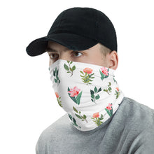 Load image into Gallery viewer, Neck Gaiter - Monotype Flowers 07 - Buy Neck Gaiter | COVID-19 | CORONAVIRUS Face Protection Alternative