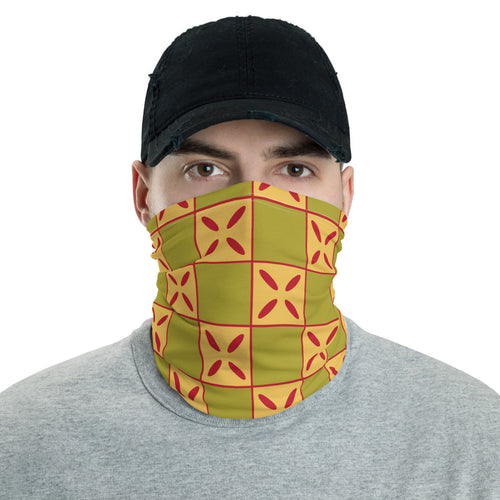 Neck Gaiter - Egypt Pattern 13 - Buy Neck Gaiter | COVID-19 | CORONAVIRUS Face Protection Alternative