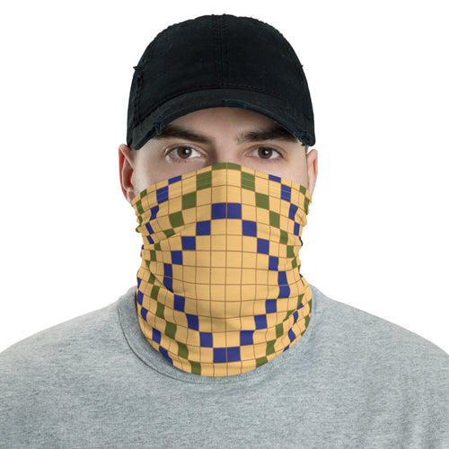 Neck Gaiter - Egypt Pattern 04 - Buy Neck Gaiter | COVID-19 | CORONAVIRUS Face Protection Alternative
