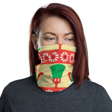 Load image into Gallery viewer, Neck Gaiter - Egypt Pattern 48 - Buy Neck Gaiter | COVID-19 | CORONAVIRUS Face Protection Alternative