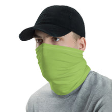 Load image into Gallery viewer, Neck Gaiter - Green 3 - Buy Neck Gaiter | COVID-19 | CORONAVIRUS Face Protection Alternative