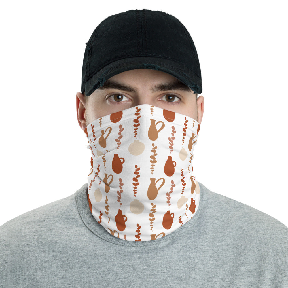 Neck Gaiter - Flower Pattern 09 - Buy Neck Gaiter | COVID-19 | CORONAVIRUS Face Protection Alternative
