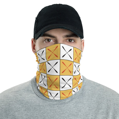 Neck Gaiter - Egypt Pattern 15 - Buy Neck Gaiter | COVID-19 | CORONAVIRUS Face Protection Alternative